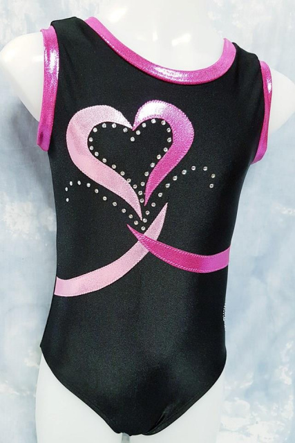 Pink Bliss Leotard