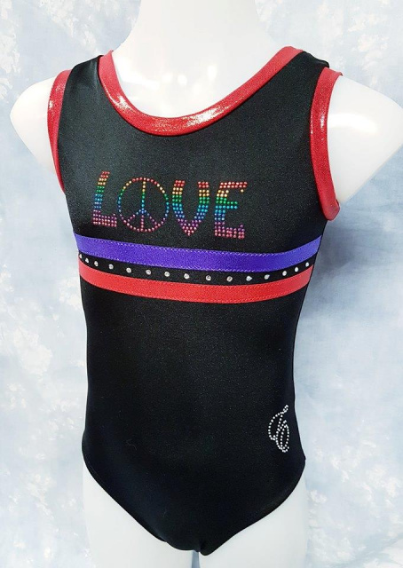 LOVE Leotard
